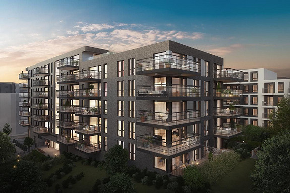 Helt ny 3-roms leilighet på Kaldnes