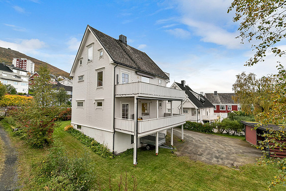 Velkommen til Snorres gate 19!