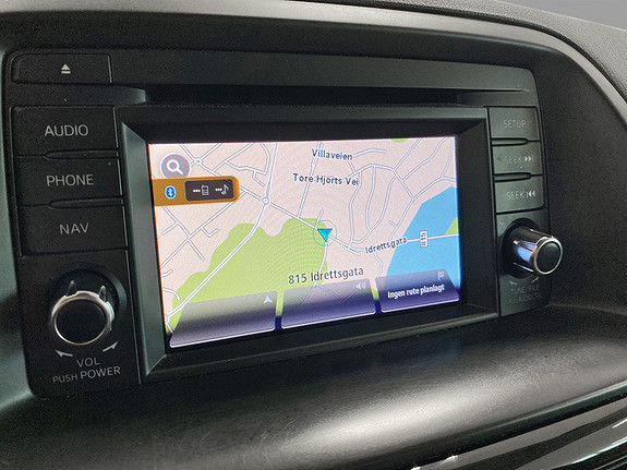 Bilbilde: Mazda CX-5