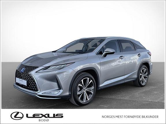 Lexus RX450h Executive HUD&BSM   Hengerfeste    2020, 18700 km, kr 849000,-