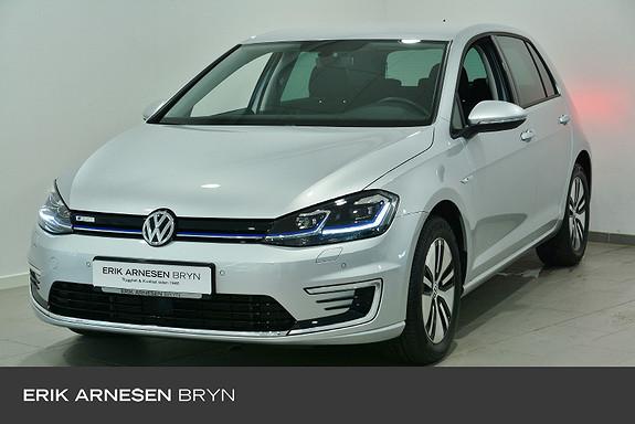 Volkswagen Golf Facelift 136hk  Ryggekamera, Keyless, Apple CarPlay,  2020, 5400 km, kr 249900,-