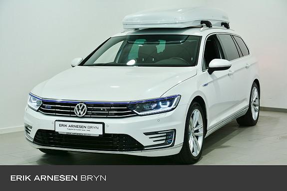 Volkswagen Passat stv gte Webasto, h.feste, DynAudio, r.kamera, Skiboks  2017, 68800 km, kr 269900,-