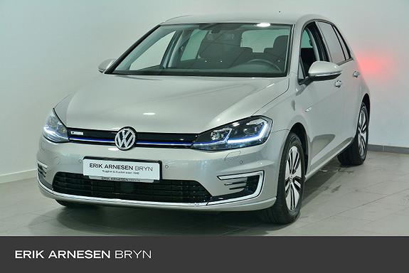 Volkswagen Golf Facelift 136hk Ryggekamera, Keyless, Apple CarPlay  2020, 4800 km, kr 259900,-