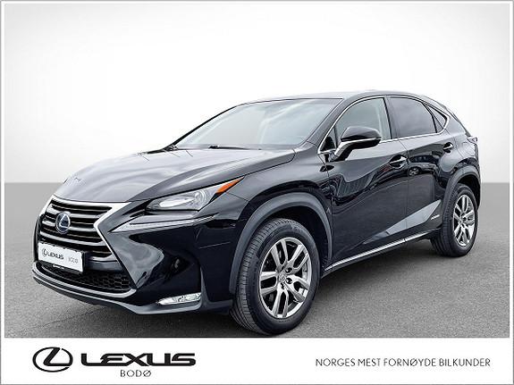 Lexus NX 300h Executive Ny Service   Hengerfeste   Garanti  2015, 99900 km, kr 339000,-