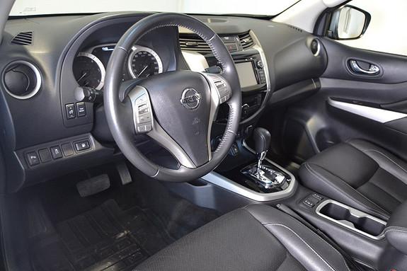 Bilbilde: Nissan Navara
