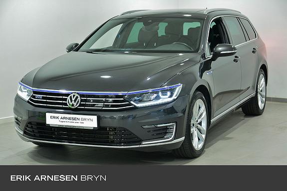 Volkswagen Passat 1,4 TSI 218hk Exclusive DSG Webasto, El seter, Panorama  2018, 36500 km, kr 329900,-