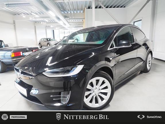 Tesla Model X 75 - AP2 - Autopilot - Dab - Navi -  2017, 68000 km, kr 509000,-