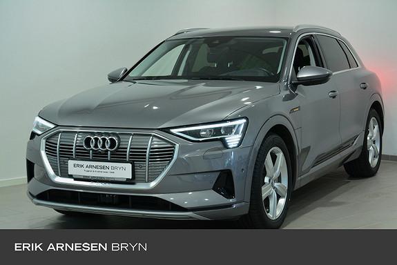 Audi e-tron 55 advanced fast track Hightech-pakke, ACC, Sportsseter  2019, 49700 km, kr 609900,-