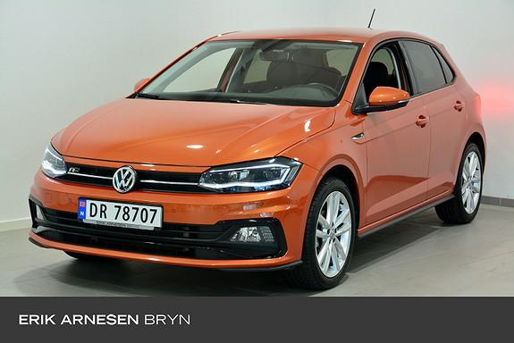 Volkswagen Polo 95 tsi dsg highline * Digital Cockpit, keyless, navi ++  2020, 29000 km, kr 239900,-