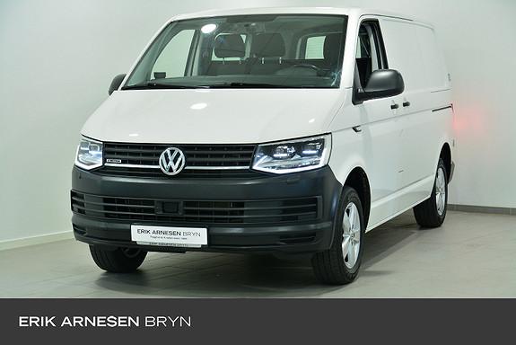 Volkswagen Transporter 2,0 TDI 150hk K u/vindu 4Motion DSG Webasto, 4x4, Krok+  2018, 43900 km, kr 389900,-
