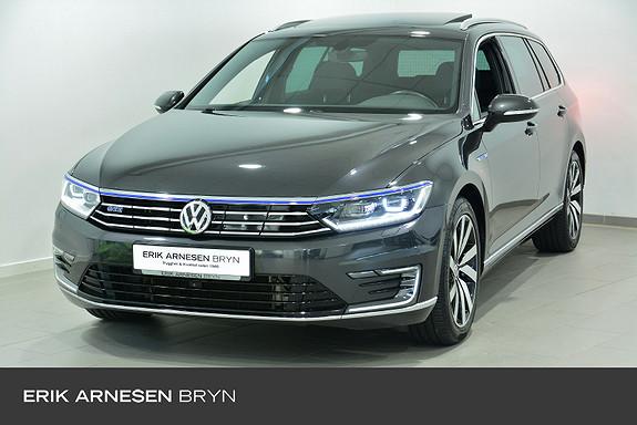 Volkswagen Passat 1,4 TSI 218hk DSG Webasto, h.feste, Panorama  2018, 40100 km, kr 309900,-