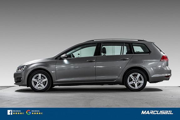 Volkswagen Golf Sport 2.0Diesel 150HK ,4Motion, Service nå, full histor  2014, 106828 km, kr 149000,-