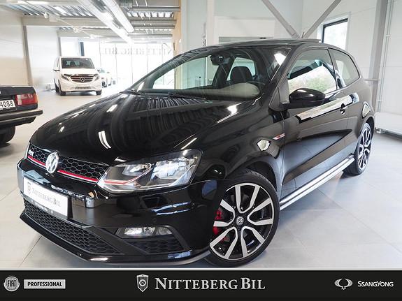Volkswagen Polo - GTI - Lav km - Navi - El soltak - Dab  2016, 62000 km, kr 209000,-