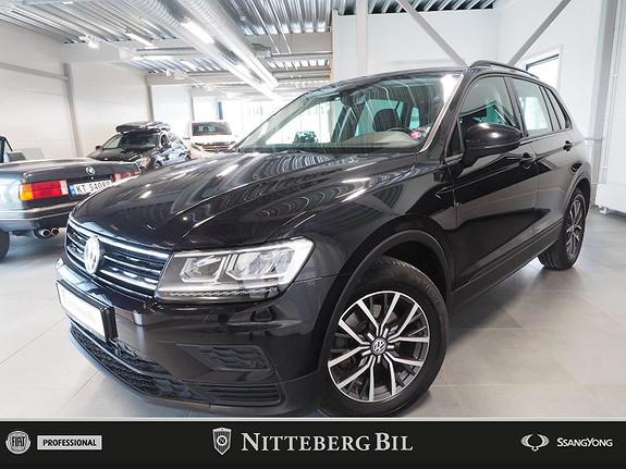 Volkswagen Tiguan TDI Trendline - Cruise - Hengerfeste -  2017, 173000 km, kr 199000,-