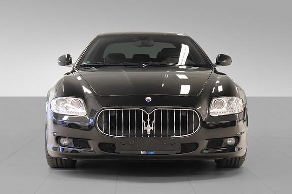 Bilbilde: Maserati Quattroporte