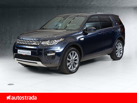 Land Rover Discovery Sport 2,0 TD4 150hk HSE aut  2015, 93800 km, kr 389000,-