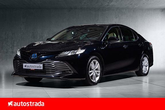 Toyota Camry Hybrid Premium SKINN/NAVI/RYGGEKAMERA++  2020, 5500 km, kr 375000,-