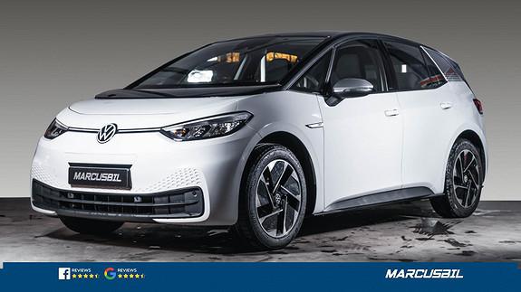 Volkswagen ID.3 1ST PRO PERFORMANCE ACC/ServiceAvtale/VarmePumpe/S+ V  2021, 12000 km, kr 335000,-
