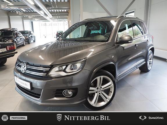 Volkswagen Tiguan - R-Line - Pano - 177Hk - Webasto - Dab  2013, 91000 km, kr 229000,-