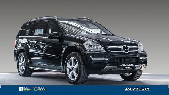 Mercedes-Benz GL 350 CDI/266HK/4MATIC/7S/SKINN/OFFROAD/S+ V  2012, 170000 km, kr 419000,-