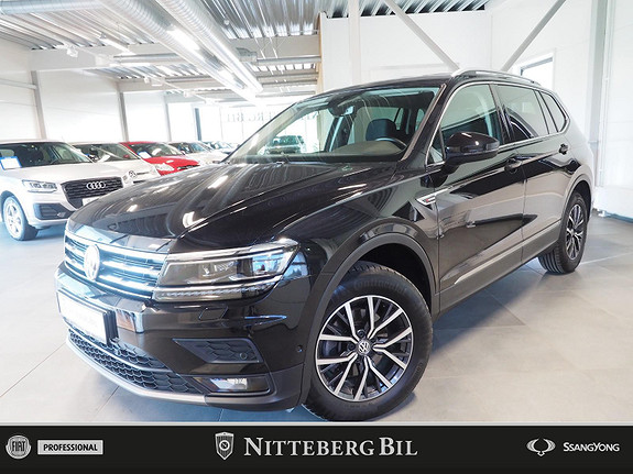 Volkswagen Tiguan Allspace 4x4 - 7 seter - Webasto - Navi - H-feste ++  2020, 29000 km, kr 549000,-