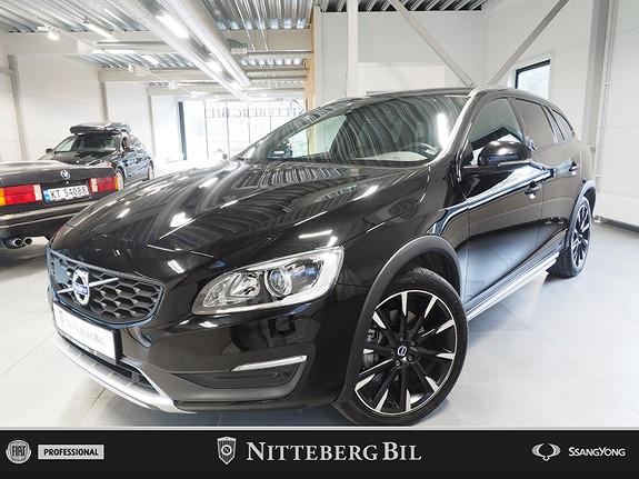 Volvo V60 Cross Country - Summum - VOC - Navi - Skinn - Keyless  2016, 37000 km, kr 439000,-
