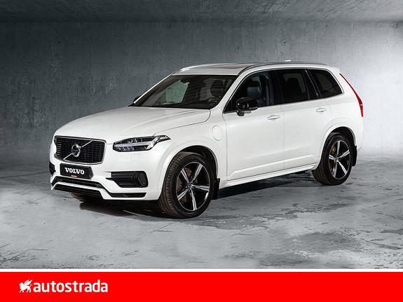 Volvo XC 90 T8 407hk R-Design AWD , Polestar optimert, masse utsyr  2018, 95855 km, kr 679000,-
