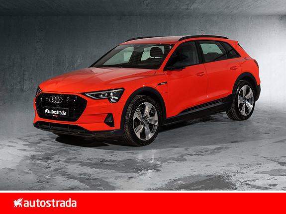 Audi e-tron 55 Advanced  2020, 5500 km, kr 669000,-