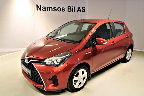 Toyota Yaris 1.5  VVT-I ACTIVE HYBRID/AUTOMAT  2015, 142000 km, kr 109000,-