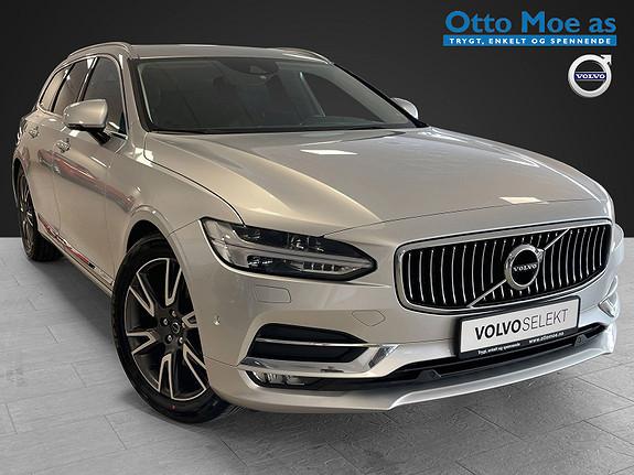 Volvo V90 D4 190hk Inscription aut *RENTEKAMPANJE*  2017, 101500 km, kr 439900,-