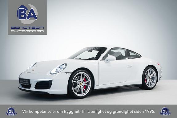 Porsche 911 991.2 CARRERA 4S 420HK 18VEI LIFT PDCC BAKSTYR DAB BOSE  2017, 31000 km, kr 1299000,-