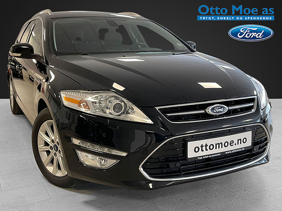 Ford Mondeo 1,6 TDCi 115hk Titan. Business+ ECOnetic RENTEKAMPANJE  2014, 170500 km, kr 99900,-