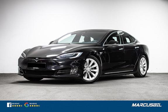Tesla Model S 90D AP/LUFT/SOLTAK/HIFI/VINTER/CCS/GRATIS LADING  2017, 88000 km, kr 469900,-