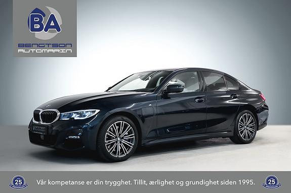 BMW 3-serie 330e M-SPORT NORSK BSI ACC HUD DAB KEYLES HARMAN KARDO  2020, 2700 km, kr 499000,-