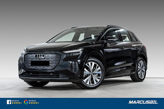 Audi Q4 e-tron 50 Quattro Sportstoler/ACC/Vinterp/Sonos/El-seter/Norsk  2022, 100 km, kr 660000,-