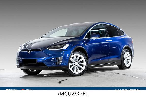 Tesla Model X * R E S E R V E R T * 100D 6S/FSD/VINTER/HIFI/H.FESTE  2017, 68800 km, kr 649900,-