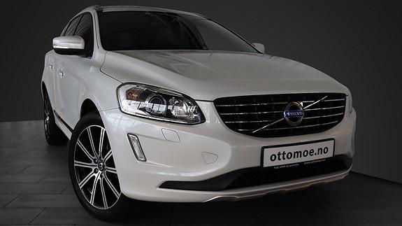 Volvo XC 60 D4 Summum aut *RENTEKAMPANJE*  2015, 89000 km, kr 349900,-