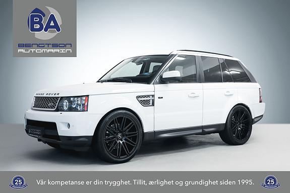 Land Rover Range Rover Sport AUTOBIOGRAPHY 256HK 600NM NORSK ACC KROK DAB WEBASTO  2012, 133000 km, kr 399000,-
