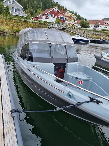 Yamarin Cross 54 BR m/Yamaha F70AETL Sjøsatt 2019