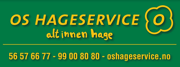 Os Hageservice AS | Belysning lamper for hager i Os