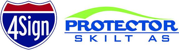 Protector Skilt As