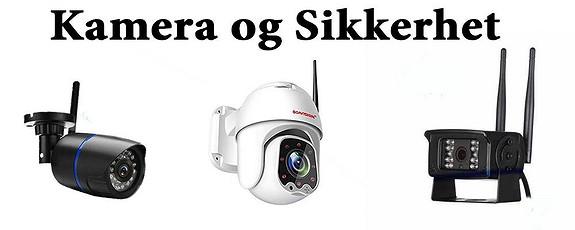 Kamera og Sikkerhet
