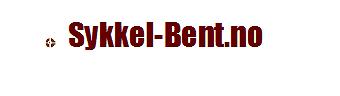 Sykkel-Bent DA