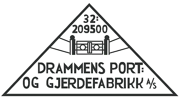 Drammens Port- Og Gjerdefabrikk AS