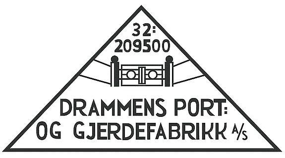 Drammens Port- Og Gjerdefabrikk AS