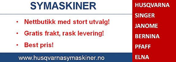 Husqvarna symaskiner - Drammen