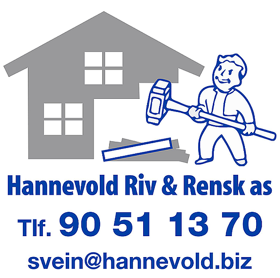 Hannevold Riv & Rensk As