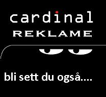 Cardinal Reklame Kaj Ove Jacobsen