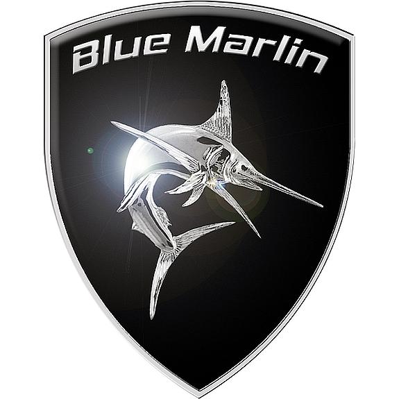Blue Marlin Powerboat Erik Evense
