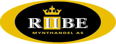 Riibe Mynthandel AS